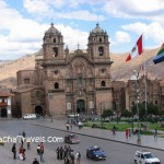 Taking it easy in Cuzco