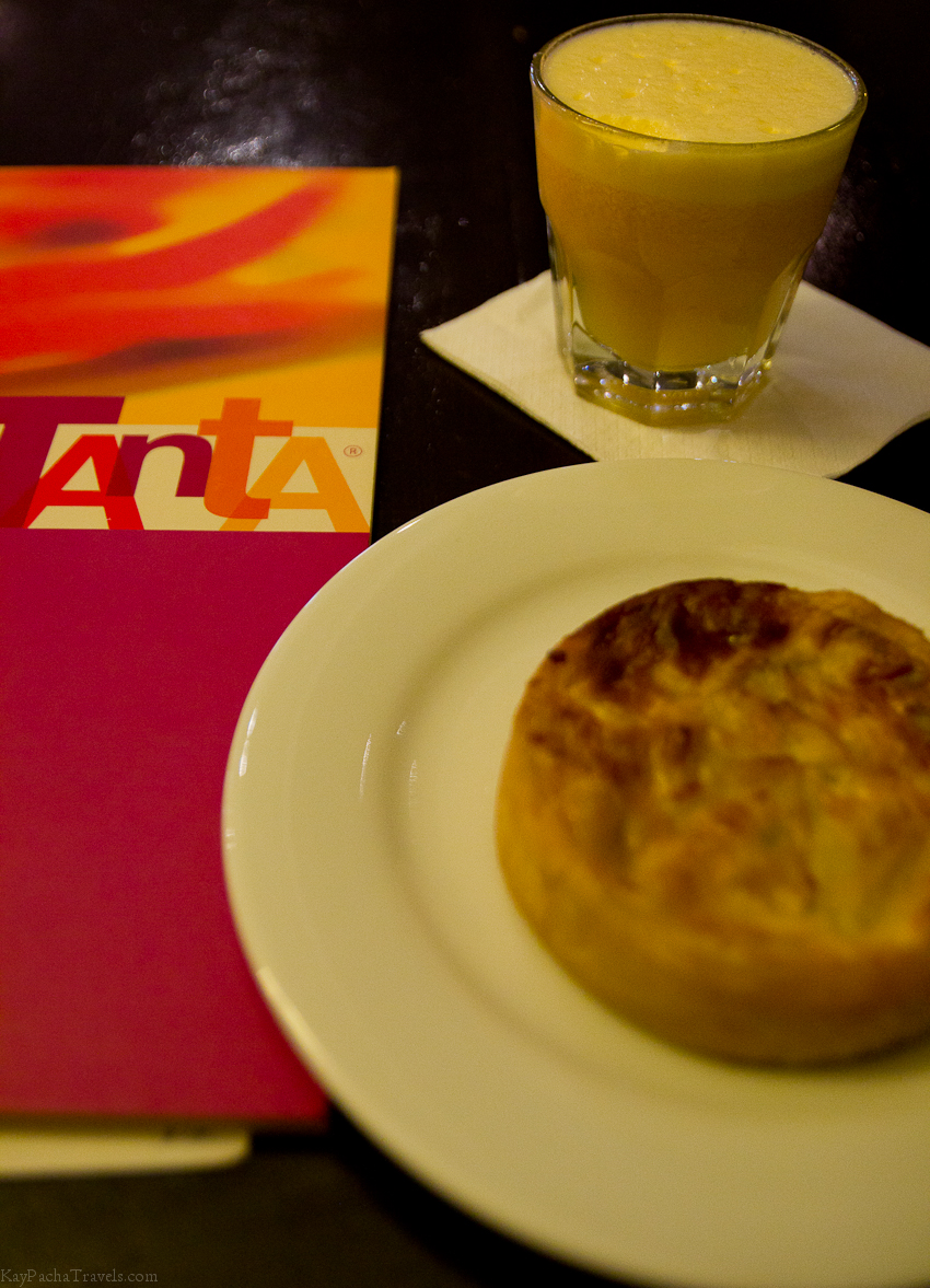 A final dinner at T'anta in Lima