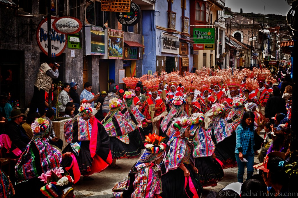 Welcome to the Fiesta de la Candelaria: one of South America's largest religious celebrations